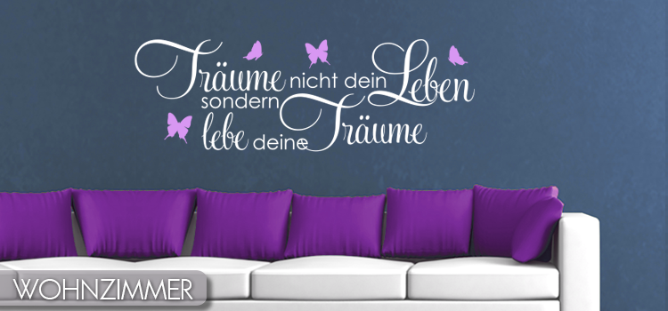wandtattoos f rs wohnzimmer kreative motive wandtattoo wohnzimmer wortwolke. Black Bedroom Furniture Sets. Home Design Ideas